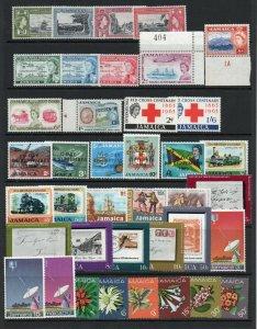 Jamaica - (51) MLH/MNH / Good Selection    -    Lot 0921251