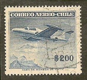 Chile  Scott  C188   Plane       Used