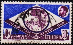 Ethiopia. 1962 30c S.G.529 Fine Used