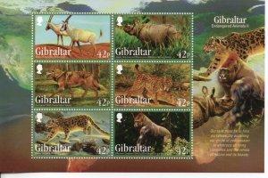 Gibraltar 1358a MNH