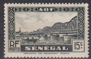 Senegal #148 F-VF Unused (B3842)
