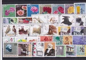 Albania Stamps Ref 15829