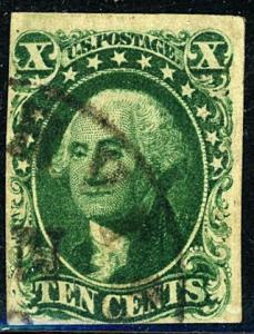 U.S. #14 Used F-VF