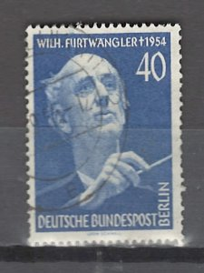COLLECTION LOT # 2939 GERMANY BERLIN #9N115 1955 CV=$14