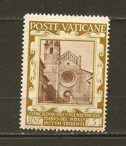 Vatican City 110 Cathedral Mint Hinged