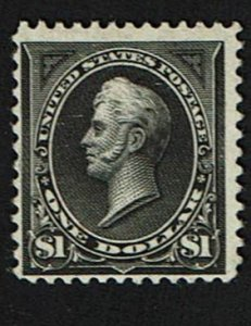 Scott #261 F/VF-OG-LH. With 2008 PF certificate. SCV - $1,000.00. A showpiece.
