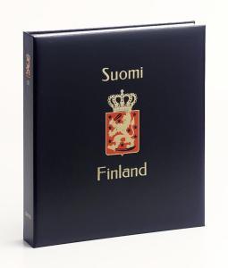 DAVO Luxe Hingless Album Finland I 1856-1979
