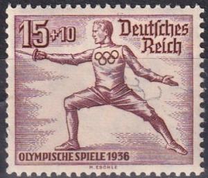 Germany #B87 MNH CV $30.00 Z707