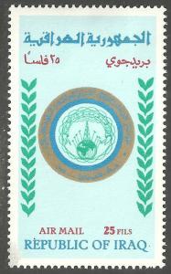 IRAQ SCOTT C38