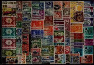 Kenya/Uganda/Tanzania 195 mint/used values