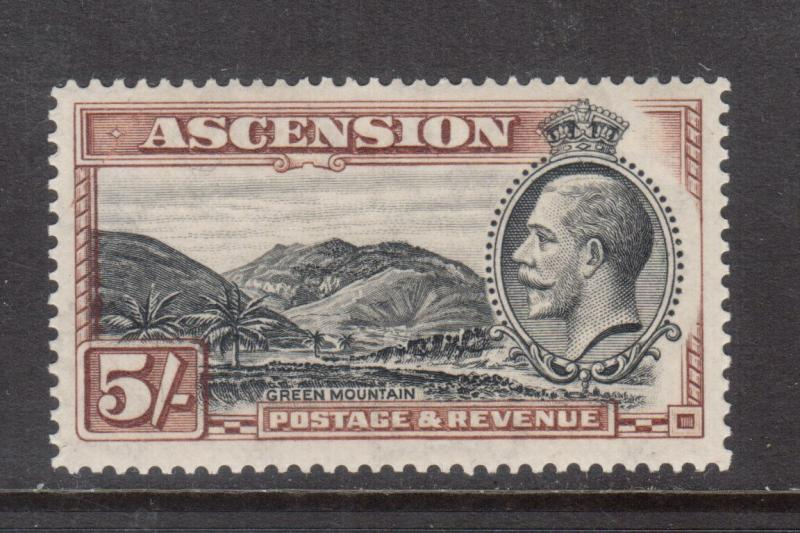 Ascension #32 Very Fine Mint Very Lightly Hinged