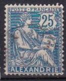 1903 Alexandria Scott 24 Rights of Man used