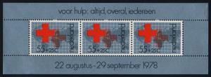 Netherlands B547a MNH Red Cross