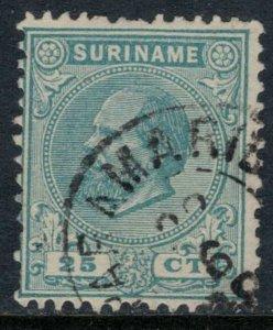 Surinam #10  CV $10.00