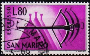 San Marino.1966 80L S.G.E801 Fine Used