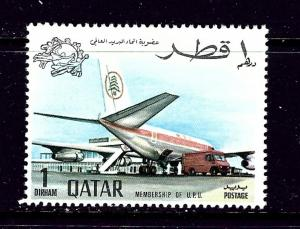 Qatar 196 MH 1970 UPU