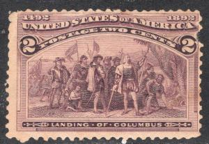 UNITED STATES SCOTT 231