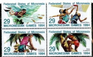 MICRONESIA 192 MH SCV $2.75 BIN $1.25 SPORTS