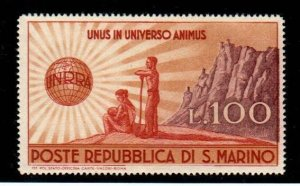 San Marino #257  MNH  Scott $15.50