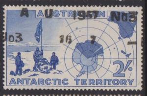 Australia AAT Sc#L4 Used