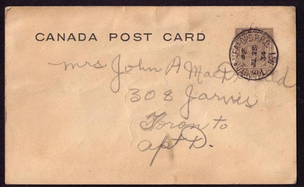 Canada - RPO 1934 UX55a PC with ON710-012 cancel 42 JUL25 34