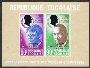 Togo C102-03 MLH cv 2.40 BIN $1.25