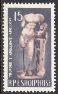 ALBANIA SCOTT 832