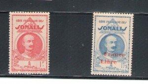 SOMALI COAST SCOTT 165 & 215