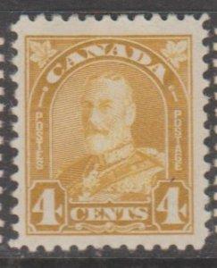 Canada Scott #168 Stamp - Mint Single
