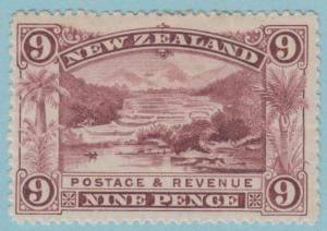 New Zealand 80 Mint Hinged OG * - No Faults Very Fine!!!