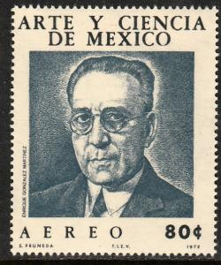 MEXICO C400, Art and Science of Mexico (Series 2). MINT, NH. F-VF.