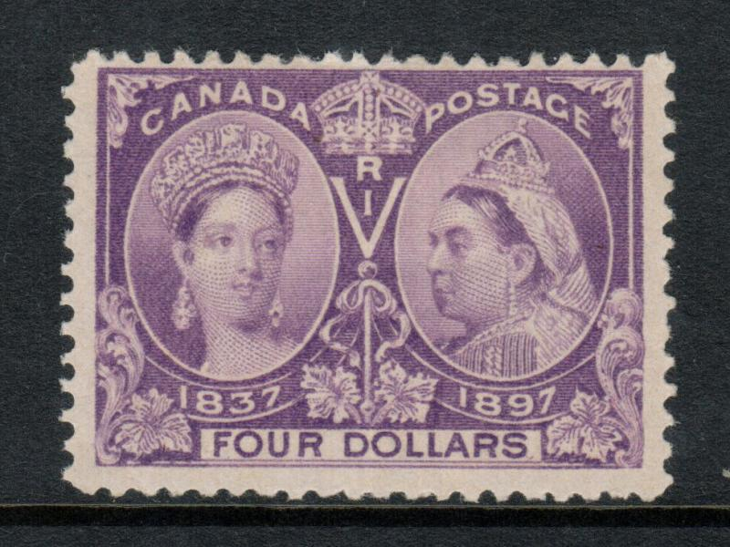 Canada #64 Mint Fine Original Gum Hinged