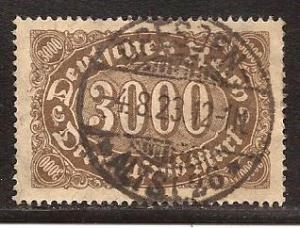 Germany  #  206  used
