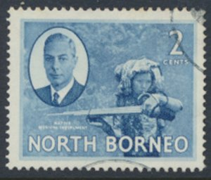 North Borneo  SG 357 SC# 245 Used   see scan and details