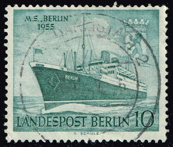 Germany #9N113 M.S. Berlin; Used (0.60)