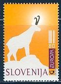 Slovenia 1997: Sc. # 285; **/MNH Cpl Set