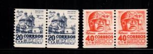 Mexico 1003 - 1004  MNH cat $ 9.00