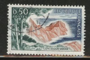 France Scott 1069 Used