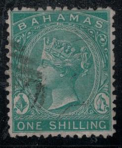 Bahamas 1865 15 Used SCV $375.00