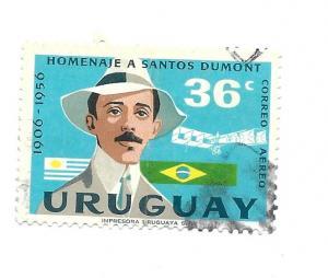 Uruguay 1959 - U - Scott #C194