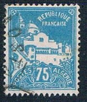 Algeria Mosque 75 - pickastamp (AP1R106)