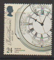 Great Britain SG 1654 Fine Used