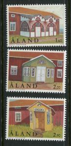 Aland #149-51 Mint