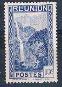 Reunion 131 MLH Cascade of Salazie 1933 (R0448)+