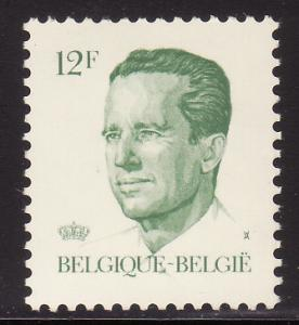 Belgium #1091 F-VF Mint NH ** King Baudouin
