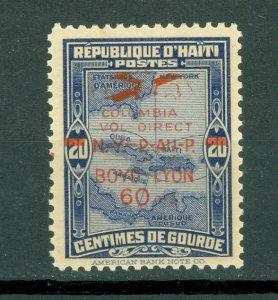 HAITI 1933 AIR  #C4A...VERY FINE..MNH..$75.00