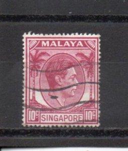 Singapore 9a used