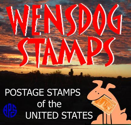 WENSDOG STAMPS & COLLECTIBLES