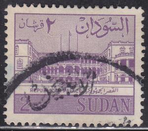 Sudan 149 Hinged 1962 Palace of the Republic