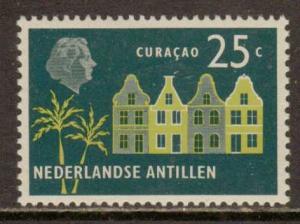 Netherlands Antilles   #249  MLH  (1958)